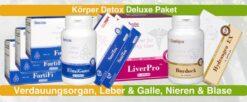 Santegra Detox Deluxe Paket - Santegra-Infothek original Kur