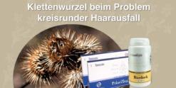 Natuerliche Inhaltsstoffe beim Problem kreisrunder Haarausfall stressbedingt