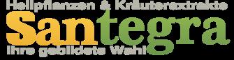 Santegra Logo 2016-06 Ihre gebildete Wahl, beim Heilpflanzen kaufen